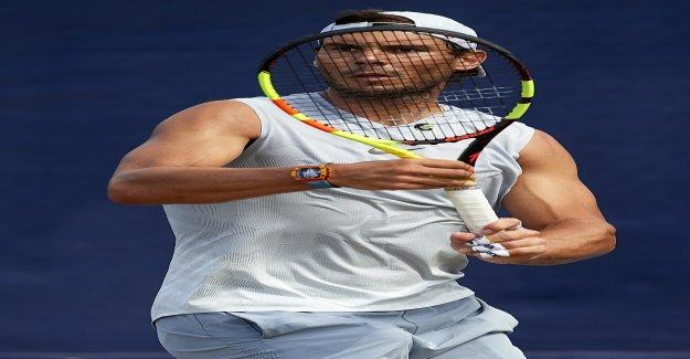 Têtes de série dans un Différend avant Wimbledon: Djokovic sur Nadals Page Vue