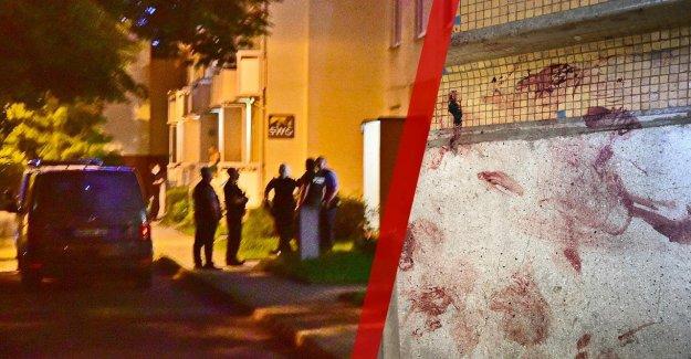 Thuringe: Femme avec un Couteau a attaqué Ami arrêtés