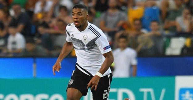 -U21 de l'Équipe de Serment: Nous donner Benjamin Henrichs la Finale!