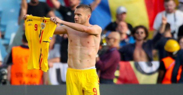 -U21: les théories du Complot - Roumains aller sur les Italiens los