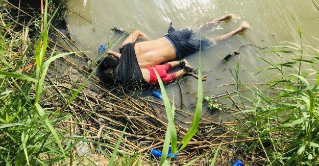US-Frontière avec le Mexique, la Mort, le Froid, la Faim, la Saleté