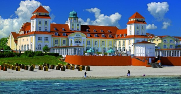 Un bon Conseil(h) pour Vos Vacances: Kurhaus Binz, le fragile, le Charme du Nord