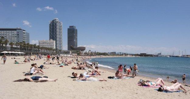 Vacances à la plage dans la Ville: de grandes Plages d'Europe des Métropoles