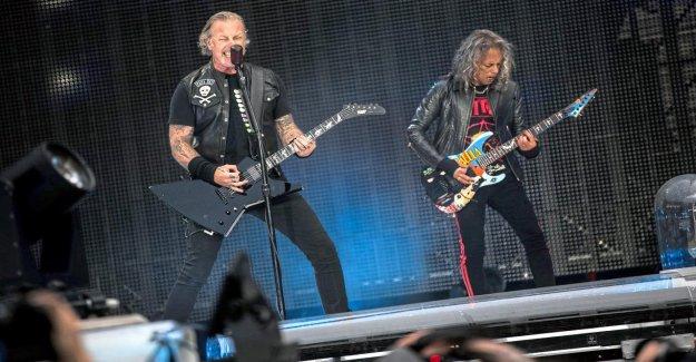 Viva Colonia à Cologne joué: Höhner-Chanson coûte Metallica 7000 Euros