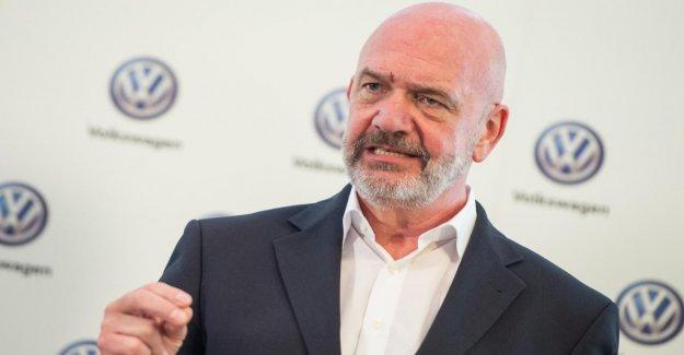 Volkswagen: les Enquêtes contre VW-Comité d'entreprise-Boss Osterloh