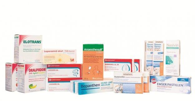 Warentest: Chaque quatrième Médicaments en vente libre n'est pas recommandé