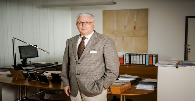 Wolfgang Dietz au Contrat-cadre: «la Suisse est d'engager» - Vue