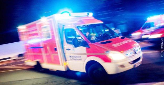 Wuppertal: Enfant (13 Mois) tombe du troisième Étage – Danger de mort!