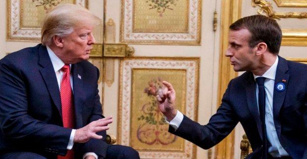 À cause de Google, Amazon & Facebook: Steuerzoff entre Trump et Macron