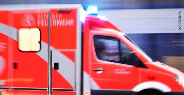 Accident grave sur l'autoroute A72 - Homme (29) lance dans la Glissière de sécurité – mort