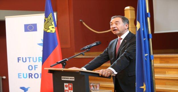 Ambassadeur de l'UE Matthiessen avertit de la Suisse, n'Hésitez - Vue