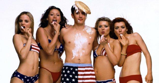 American Pie est 20: Ce que les Stars du Culte de Film aujourd'hui