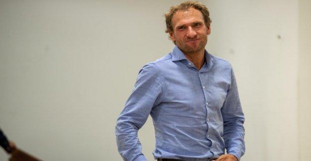 Andreas Stitzl: Ex-Biat reçoit un Fusil pour l'instant pas de retour