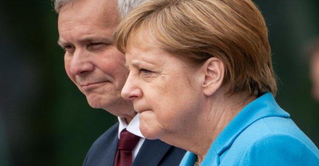 Angela Merkel Zitteranfall: Banger Vue sur les prochaines Dates
