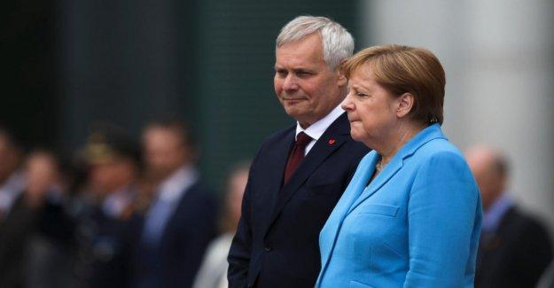 Angela Merkel et son Zitteranfall: pour Combien de temps encore, Madame la Chancelière?