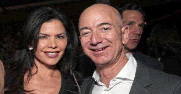 Après le Divorce le plus cher du Monde - Hochzeitsgerüchte pour Jeff Bezos, le