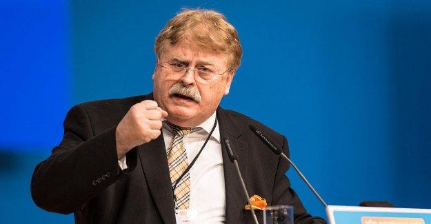 Après le Viol de Mülheim: Elmar Brok lit Municipalités et les Lévites