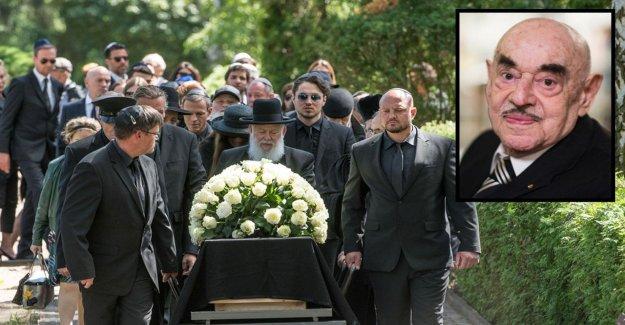 Artur Brauner à Berlin enterré
