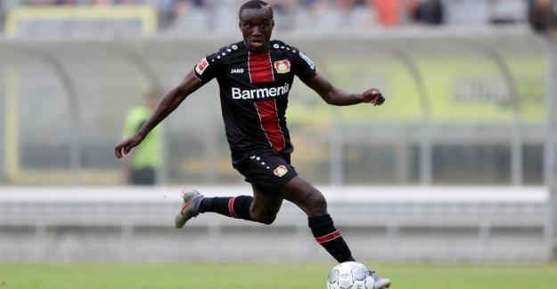 Bayer Leverkusen: Thomas Tuchel, il a renforcé Moussa Diaby