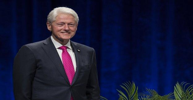Cas, le virus d'Epstein: l'Ex-Président Clinton a volé dans Lolita Express avec Vue