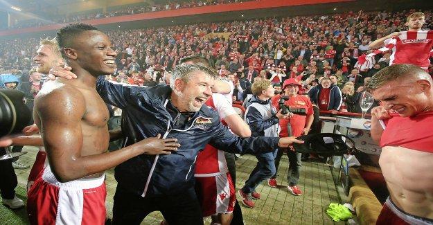 Ces Ascendeurs de Conte de fées pour enrichir le Football européen - Vue