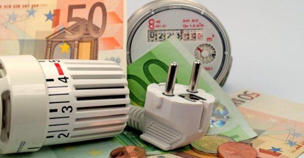 Climat-Taxe: gestion de l'Économie taux de Taxe sur le CO2 sur le Plein et le Chauffage