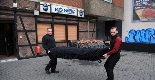 Cologne: Mordanklage après la Fusillade dans le Local No Name