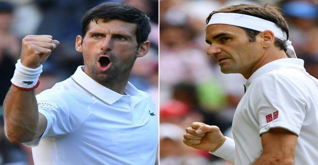 Commentaire: Federer est jamais trop vieux pour une Premiere Vue