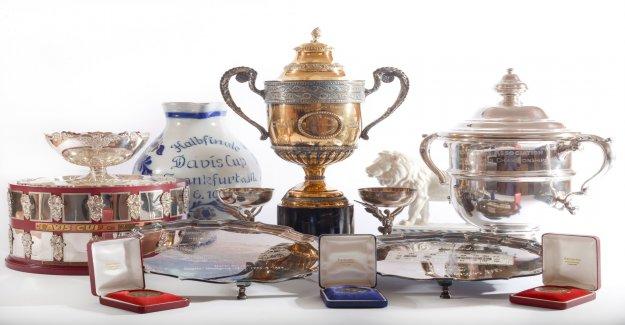 Coupes et Vie de Boris Becker maintenant zwangsversteigert