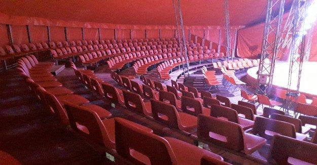 Cyclisme-Légende Beat Breu est livré avec une salle de Cirque - Vue