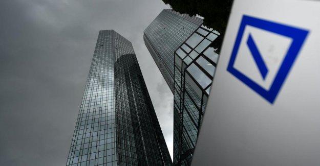 Deutsche Bank : Substantielle de Nombre allemande Emplois concernés