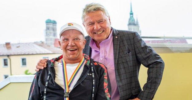 Dieter Holzapfel et Peter Ambacher : Les Icônes sur la CSD Débuts