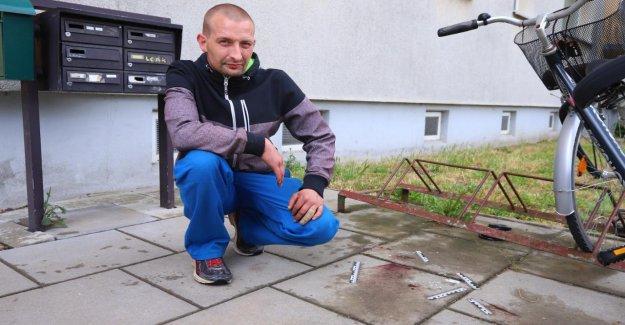 D'osterwieck: de Sorte que j'ai sauvé la suspension de Bébé