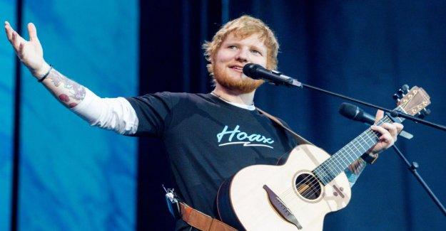 Ed Sheeran: Mariage avec Cherry Seaborn est sur son nouvel Album caché