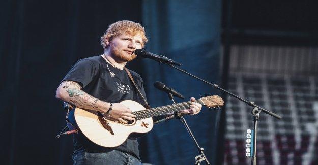Ed Sheeran parle de ses Peurs - Vue