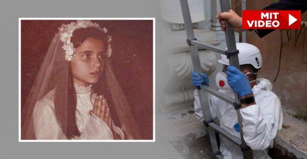 Emanuela Orlandi (15): Frère a obtenu mystérieux Appel devant le Graböffnung
