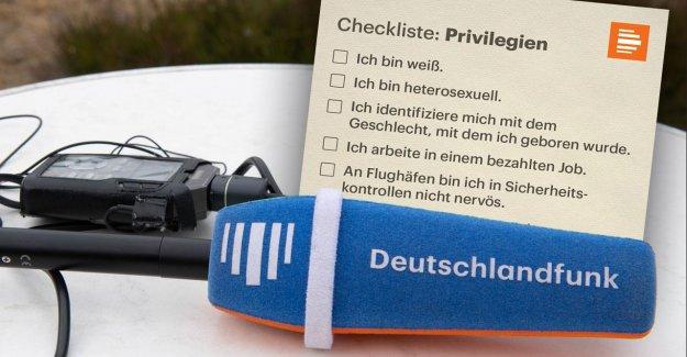 Est raciste? Remous autour de la Liste de contrôle de Deutschlandfunks