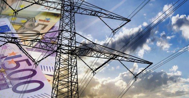 Est si cher de l'Électricité en Allemagne