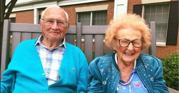 Etats-UNIS: Ancienne Mariage! John et Phyllis Cook se marier avec plus de 100 Ans pour la troisième Fois