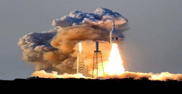 Etats-UNIS et la Chine se livrent à une nouvelle Course à la Lune - Vue