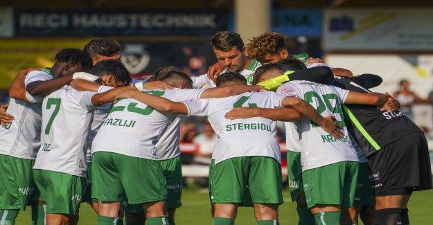 FC Saint-Gall sont les Objectifs pour la nouvelle Saison de Vue