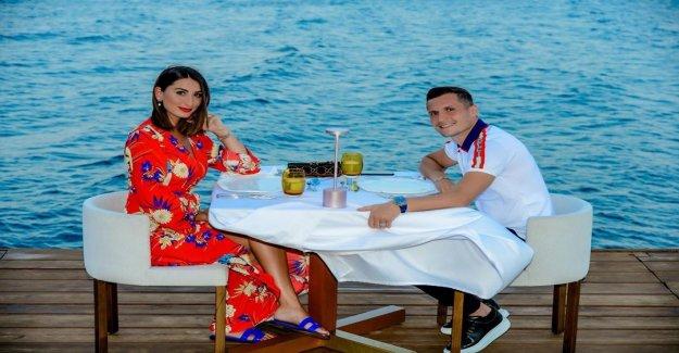 FCB-Xhaka: «Arbnora est l'Amour de ma Vie!» - Vue