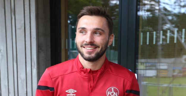 FCN: Propose Fabian Schleusener maintenant 1. FC Nuremberg?