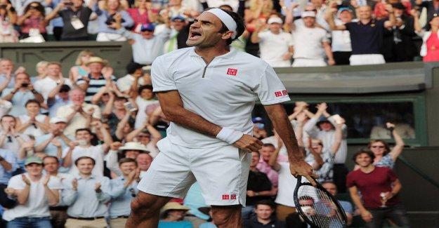 Federer après la Demi-finale: «Il y avait quelques brutale de Balle» - Vue