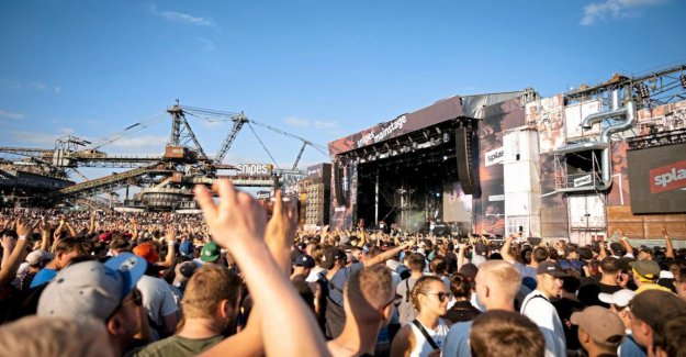 Ferropolis: Splash!-Festival battait Record d'affluence