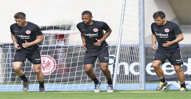 Football: Djibril Sow s'est blessé dans un camp d'entraînement - Vue