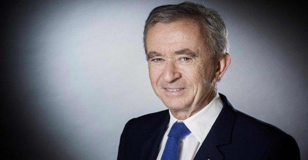 Forbes: Bernard Arnault a tout d'un coup plus de Charbon que Bill Gates