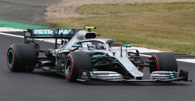Formule 1: GP de grande-Bretagne à Silverstone – la Qualification Vue