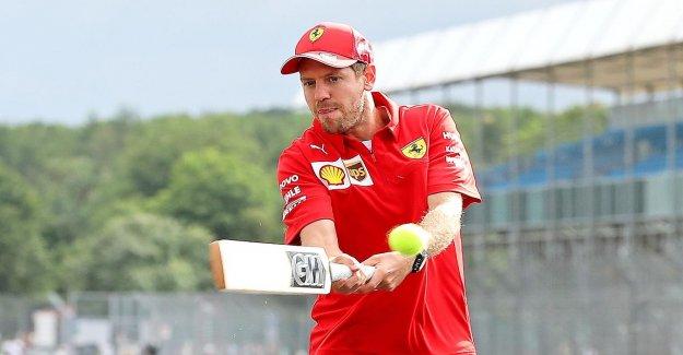 Formule 1: Sebastian Vettel échoue dans l'IMAGE Pronostic de retour deux fois