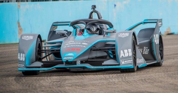 Formule E pour les Débutants - auto-test Électrique, Runabouts